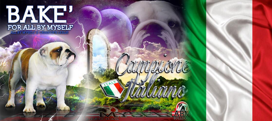 bakè campion italiano
